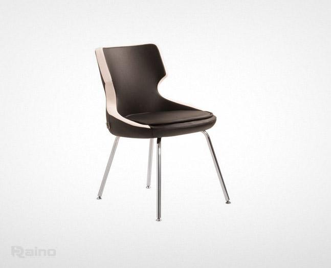 صندلی چهارپایه راینو H200 با فریم فلزی و فوم سرد