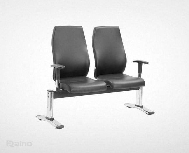 صندلی انتظار دو نفره راینو مدل W512-2