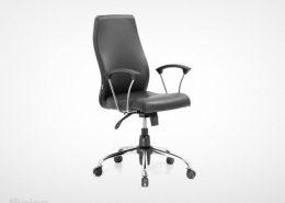 صندلی کارمندی راینو J512T با قیمت ارزان و استحکام بالا