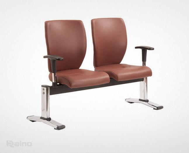 صندلی انتظار دونفره راینو مدل W510-2