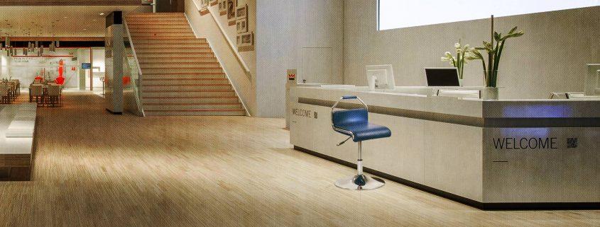 صندلی اپن راینو مدل K205DX رنگ آبی با پایه دیسکی