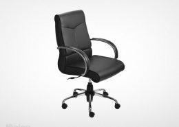 صندلی کارشناسی راینو E550C با دسته آلومینیوم و قیمت مناسب