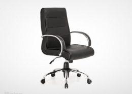 صندلی کارشناسی راینو E560C با دسته آلومینیوم و قیمت مناسب