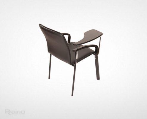 صندلی دانشجویی راینو مدل D630 رنگ قهوهای