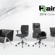 مجموعه صندلی اداری راینو سال 2016