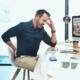 کمردرد در اثر عدم استفاده از صندلی ارگونومیک
