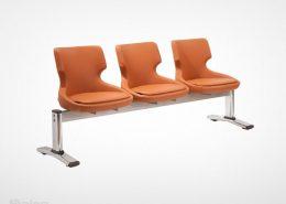 صندلی انتظار سه نفره راینو W200-3
